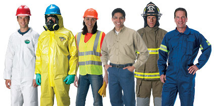 Protective Clothing & Footware